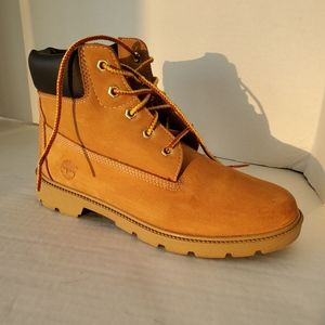 Timberland 6 Inch Construction Boots